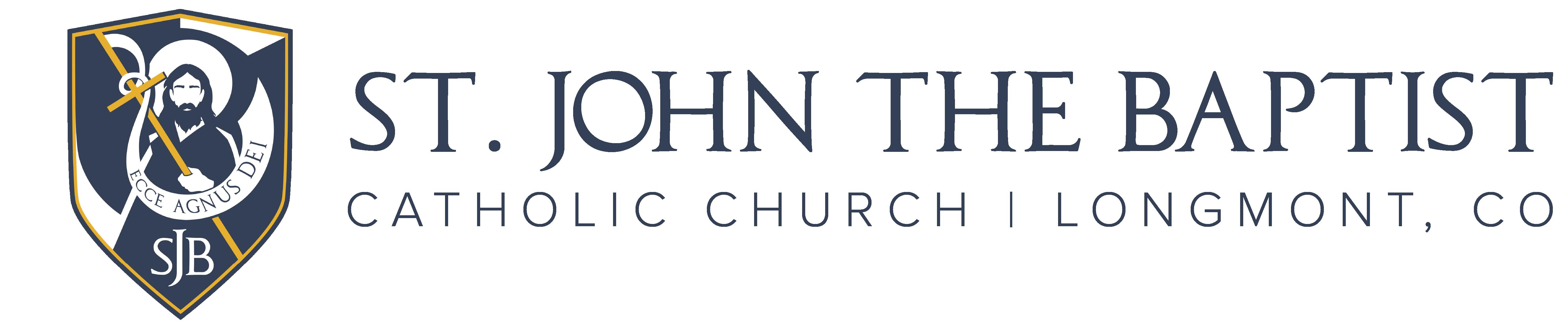 Home | St  John the Baptist Catholic Church, Longmont, CO