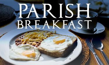 Parish Breakfast
